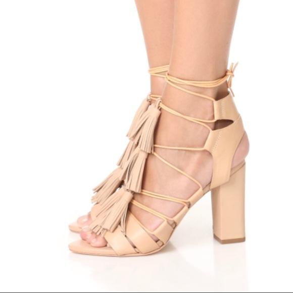 4562e0e7ddc8 Loeffler Randall Shoes - Loeffler Randall tassel sandals